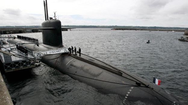 Atomwaffen für Europa?