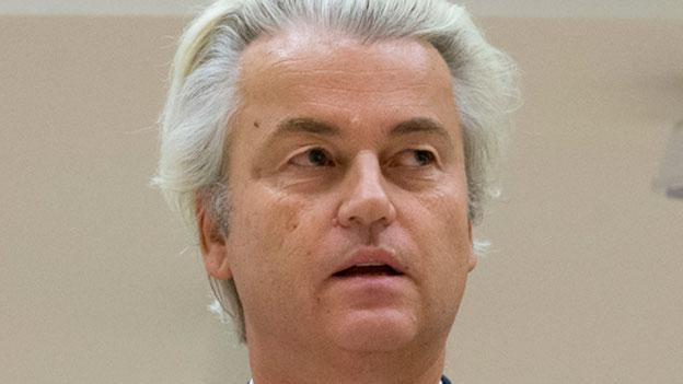 Rechtspopulist Wilders schuldig, bleibt aber straffrei