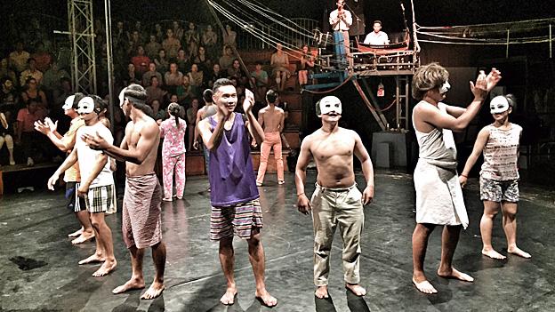 Kambodscha – der Zirkus der Hoffnung