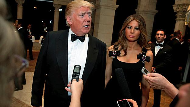 Audio «Der «Twitterer-in-Chief» setzt US-Medien unter Druck» abspielen.