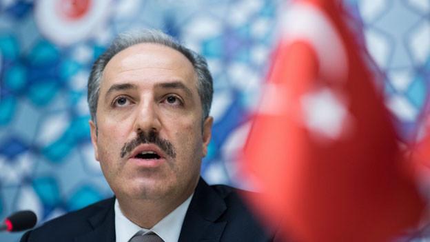 Audio «Ist die Türkei auf dem Weg zur Diktatur?» abspielen.
