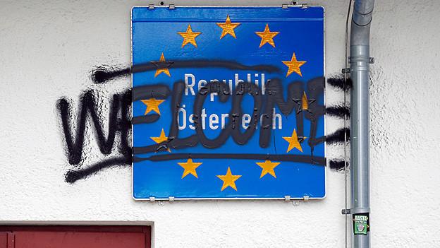 Audio «Österreichs Asylpolitik – in die eigene Falle getappt» abspielen.