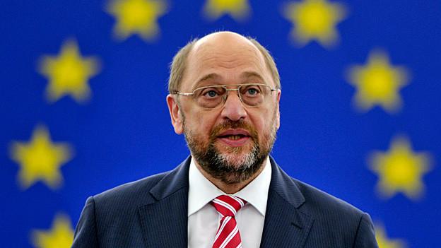 Audio «EU-Parlament – auf der Suche nach dem neuen Präsidenten» abspielen.