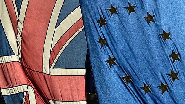 Audio «Grossbritannien und die EU als gleichberechtigte Partner?» abspielen.