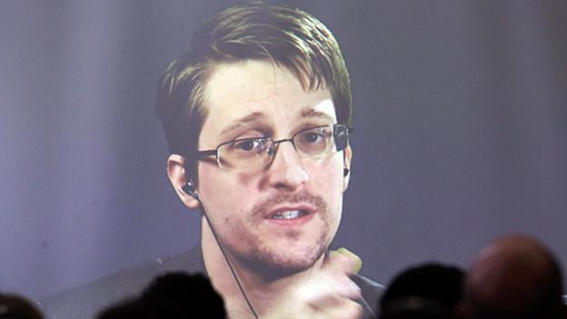 Audio «Auch Snowden hofft auf Gnade» abspielen.