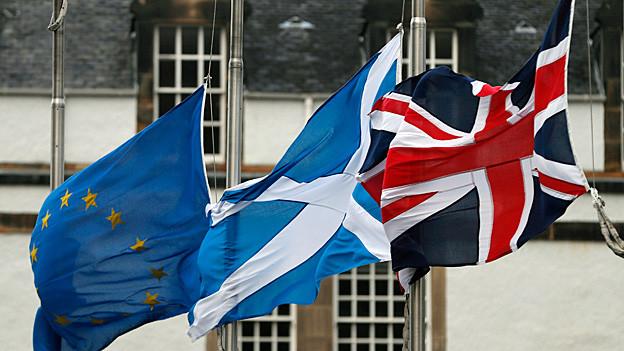 Audio « Angst in Schottland und Irland» abspielen.