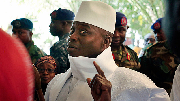 Audio «Gambia – abgewählter Präsident verhängt Ausnahmezustand» abspielen.