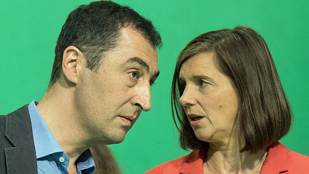 Deutsche Bundestagswahl – die Spitzenkandidaten der Grünen