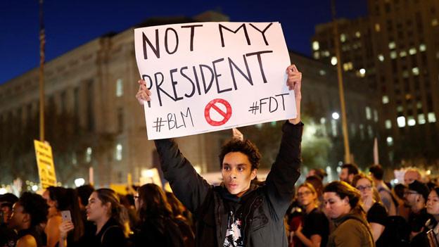 Audio «Kalifornien rüstet sich gegen Trump» abspielen.