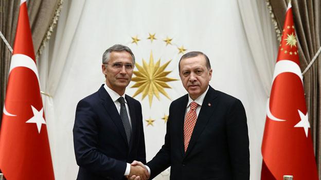 Audio «Nato sorgt sich um die Verlässlichkeit der Türkei» abspielen.
