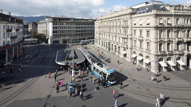 Audio «Brexit blockiert EU-Marktzugang für Schweizer Banken» abspielen