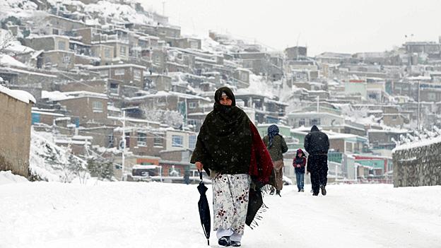 Zahl der zivilen Opfer in Afghanistan steigt