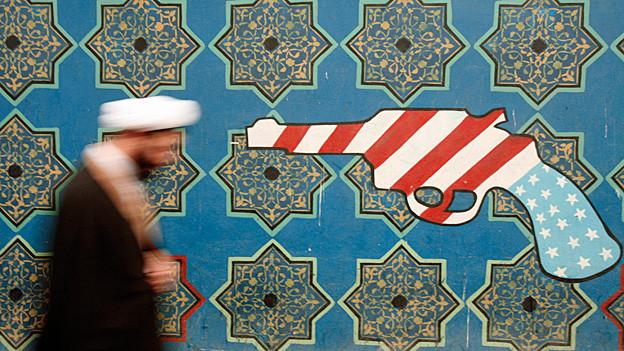 Audio «Iran und die USA – zurück in erbitterte Feindschaft?» abspielen