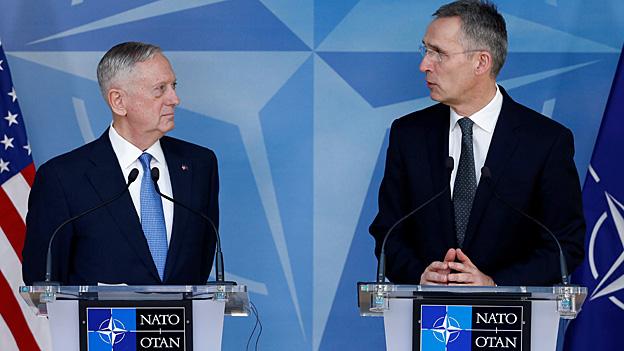 NATO – Kehrtwende des US-Präsidenten?