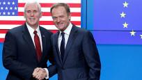 Audio «US-Vizepräsident Mike Pence in Brüssel» abspielen