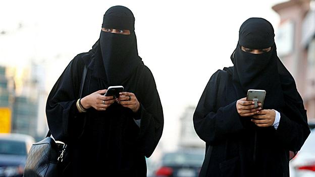 Saudische Frauen – nicht ans Steuer aber an die Spitze einer Bank