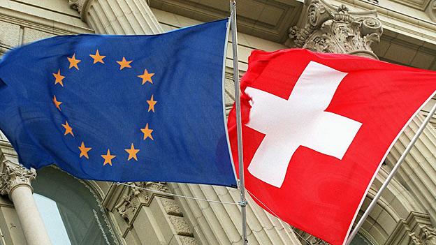 Druck der EU auf die Schweiz bleibt bestehen