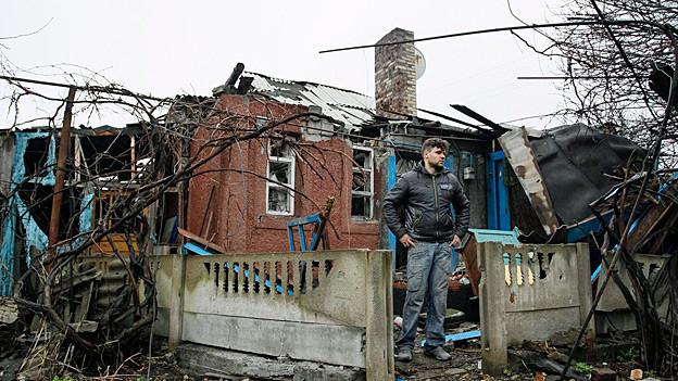 Audio «Ostukraine – alleingelassen in zerstörtem Land» abspielen.