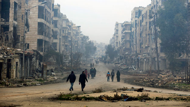 Schlechte Ausgangslage für die syrische Opposition