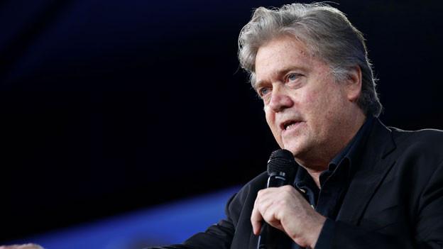 Audio «Stephen Bannon: Trumps Einflüsterer und Vollstrecker» abspielen