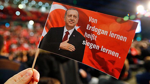 «Türkische Konflikte müssen in der Türkei ausgetragen werden»