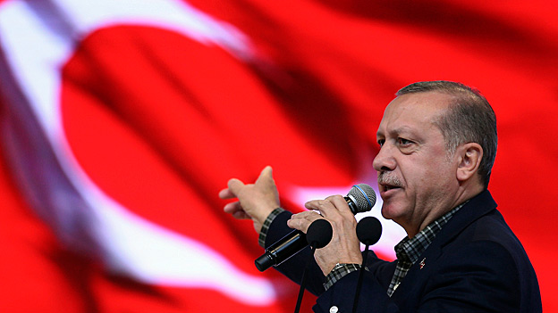 Unterkühlte deutsch-türkische Beziehungen