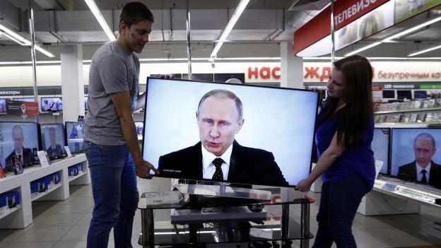 Audio «Labile wirtschaftliche Lage in Russland» abspielen
