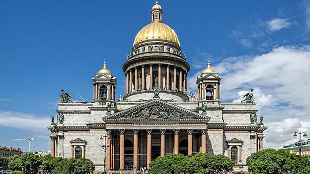 Audio «Russisch-orthodoxe Kirche gewinnt an Einfluss» abspielen