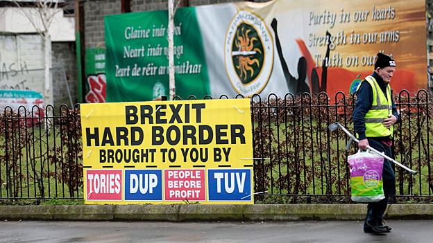 «Brexit»–Alternativen für Nordirland und Schottland?