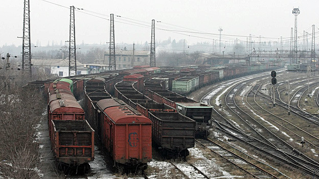 Audio «Ostukraine – nun auch ein Wirtschaftskrieg» abspielen