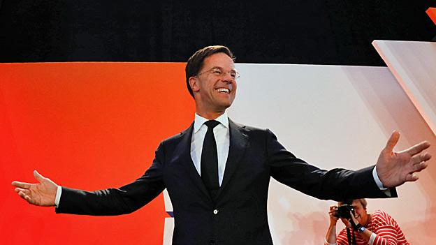 Niederlande – Premier Rutte auf Koalitionssuche