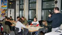 Audio «Serie «17 – wir und die anderen»: BauzeichnerInnen» abspielen