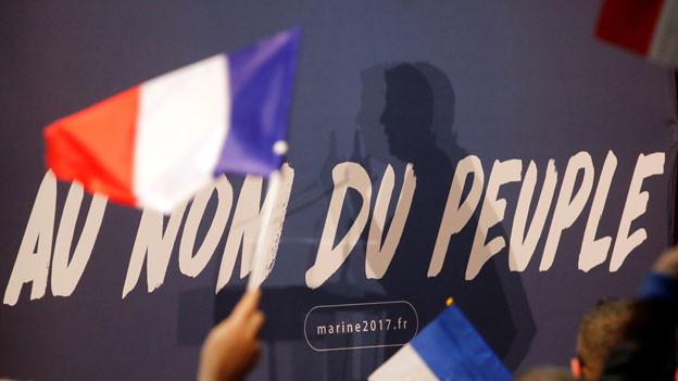 Audio «Im Namen des Volkes - Populismus in Frankreich» abspielen