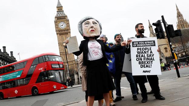 Brexit: Das Ende oder der Anfang vom Ende?