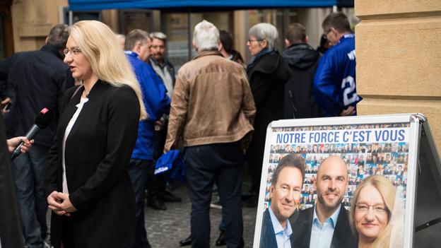 Neuenburger Regierung muss in 2. Wahlgang