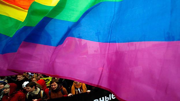 Audio «Jagd auf Homosexuelle in Tschetschenien» abspielen.