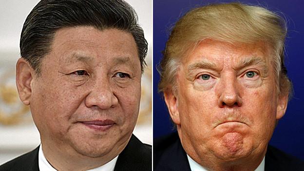 Audio «Chinas Erwartungen an den neuen US-Präsidenten» abspielen