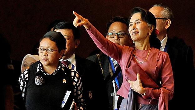 Audio «Burma – Aung San Suu Kyi und das Volk der Rohingya» abspielen.