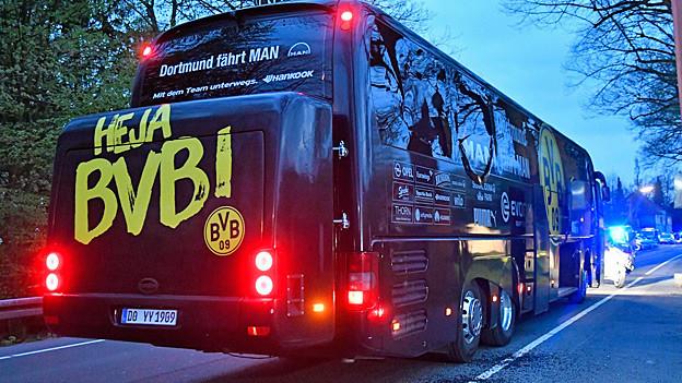 Audio «Borussia Dortmund – ein islamistischer Anschlag?» abspielen