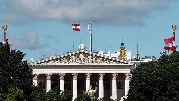 Beleidigungs-Pingpong der österreichischen Regierungspartner