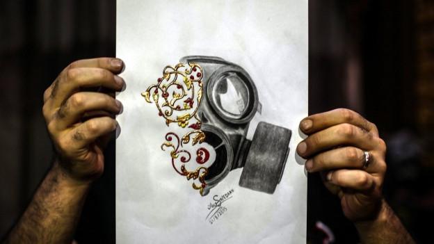 Audio «Faktencheck zum Giftagasangriff in Syrien» abspielen
