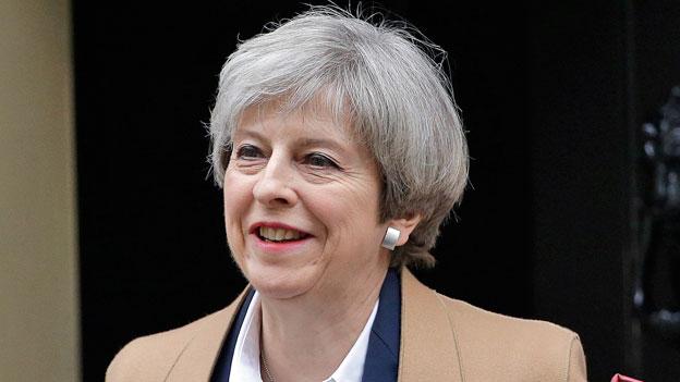 Neuwahlen in Grossbritannien