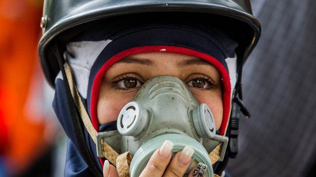 Venezuela: Angst vor einem Bürgerkrieg