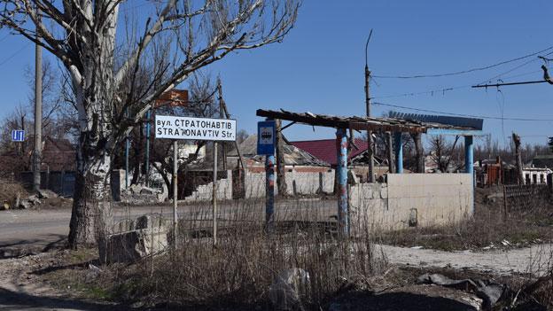 Ostukraine: Zwischen Krieg und Alltag