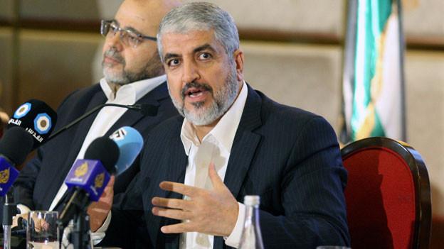 Audio «Palästinenser-Organisation Hamas schwächt Charta ab» abspielen