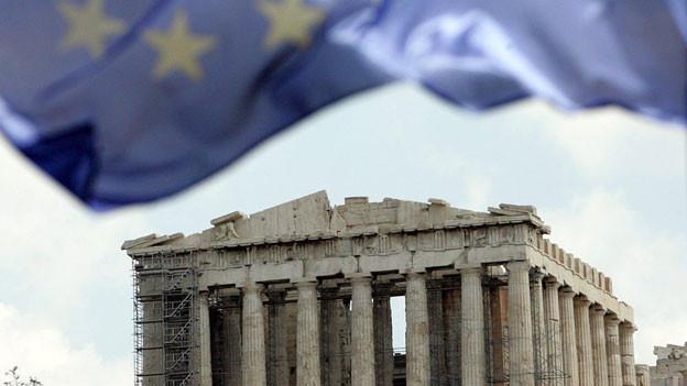 Audio «Griechenland einigt sich mit Gläubigern» abspielen