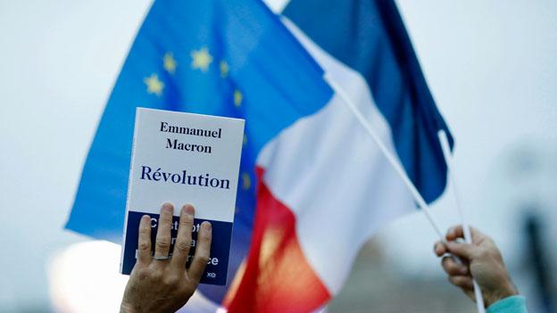 Wie reagiert Brüssel auf Macrons Wahlsieg?