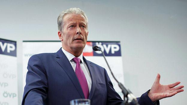 Audio «Regierungskrise in Österreich» abspielen