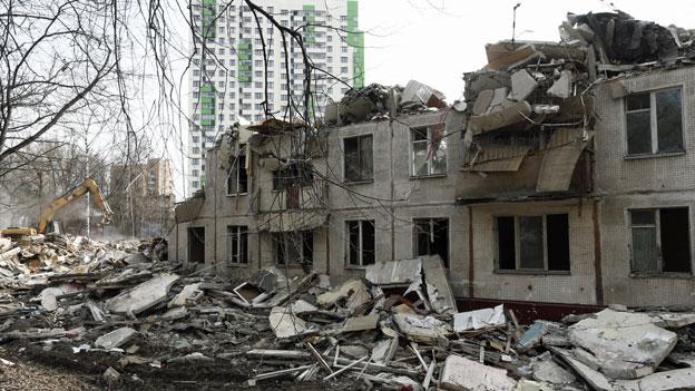 Ende für Moskaus «Wohntraum»?