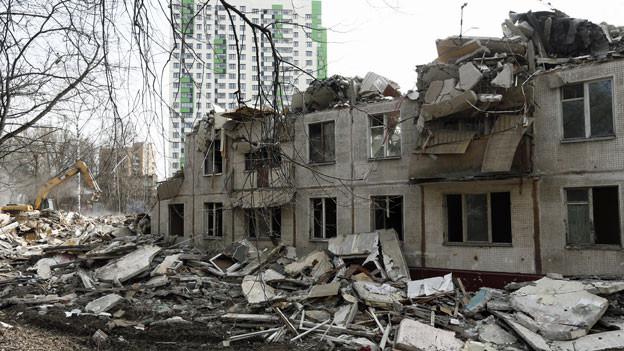 Audio «Ende für Moskaus «Wohntraum»?» abspielen